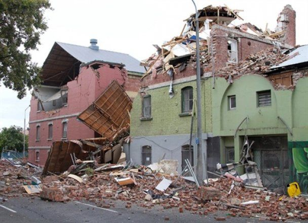 Наслідки землетрусу у Новій Зеландії: людям ампутують кінцівки, економіка розвалена