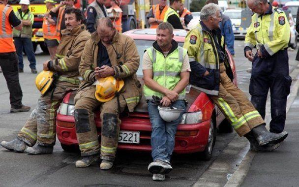 У постраждалій від землетрусу Новій Зеландії активізувались шахраї та мародери