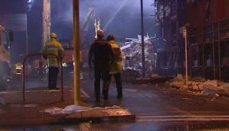 Новая Зеландия в руинах, под завалами остаются сотни людей