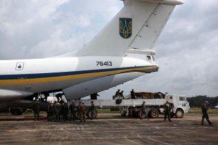 У Луганську терористи збили Іл-76 з українськими десантниками - джерело