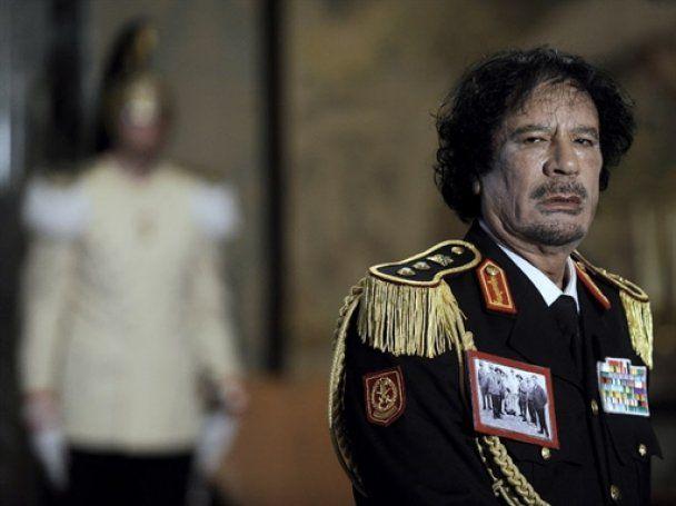 Лівійські революціонери залякують Каддафі, створивши Раду з протидії його диктатурі
