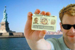 Шахраї організували фальшиву розсилку про виграш Green Card