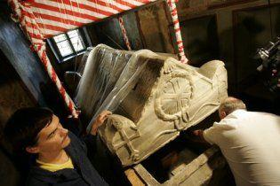 Вместо Ярослава Мудрого в саркофаге нашли останки двух женщин