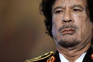 Повстанці повідомили, що знайшли Каддафі