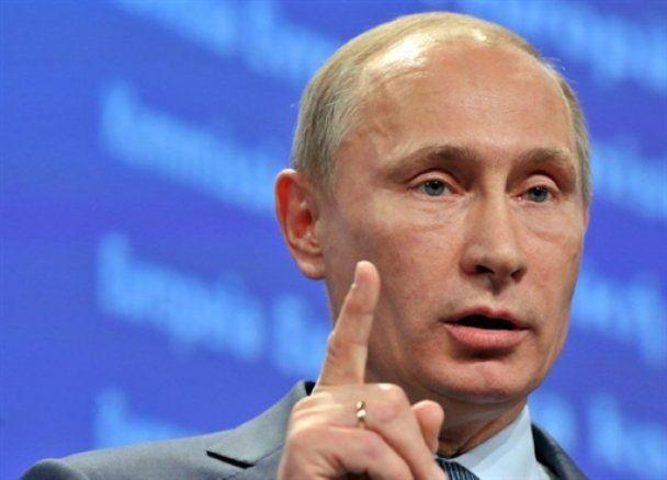 Волочкова превратилась в Путина