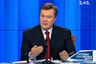 Янукович наказав до кінця місяця ліквідувати усі зарплатні борги держави