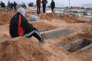 Появились доказательства массовых расстрелов в Ливии (видео)