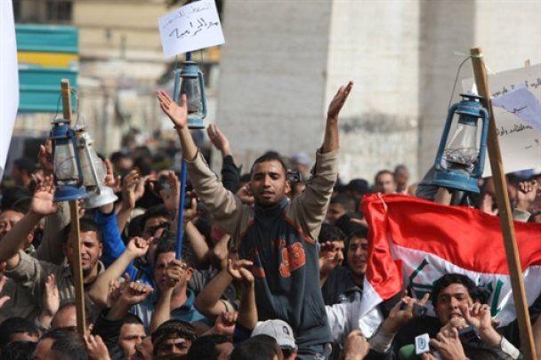 """""""Марш мільйонів"""" в Іраку: народ об'єднався з армією, вимагаючи гідного життя"""