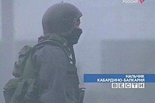 Озброєні бойовики атакували столицю Кабардино-Балкарії, є постраждалі