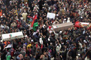США вводять санкції проти уряду Муамара Каддафі