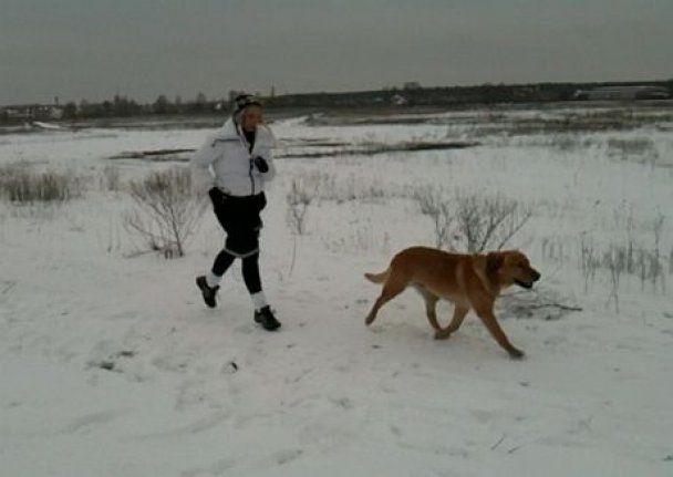 Тимошенко устроила фотосессию со своим Боссом