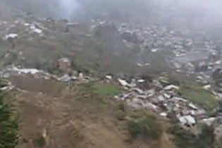 Зсув зруйнував сотні будинків в Болівії