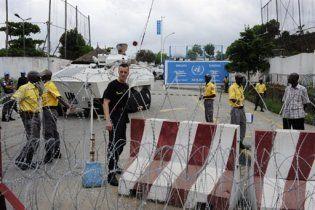 Украинские миротворцы находятся в Кот-д'Ивуаре незаконно