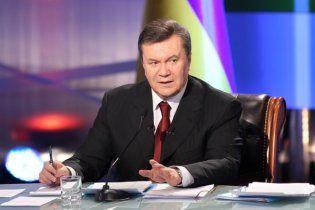 Янукович: Украина увеличит добычу нефти и газа