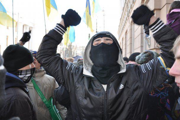 Студенти у Києві вимагали відставки Табачника