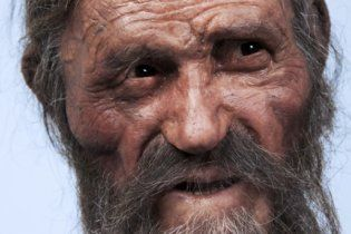 Восстановлен внешний вид древнейшего европейца