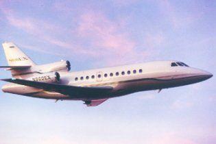 В Минске заметили личный самолет Каддафи