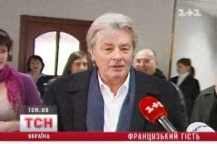 Ален Делон хотел бы жениться на украинке