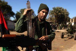 Війська Каддафі увійшли на околиці Бенгазі