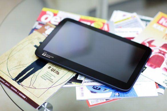 Українсський планшетник ImPad_1