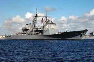 США направлять в Середземне море корабель з ракетним комплексом