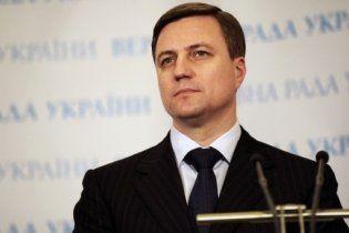 Катеринчук слег в больницу, не выдержав политических стрессов