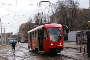 Попов расщедрится на немецкие трамваи для Троещины