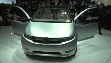 Концептуальные компакты Volkswagen Женеве