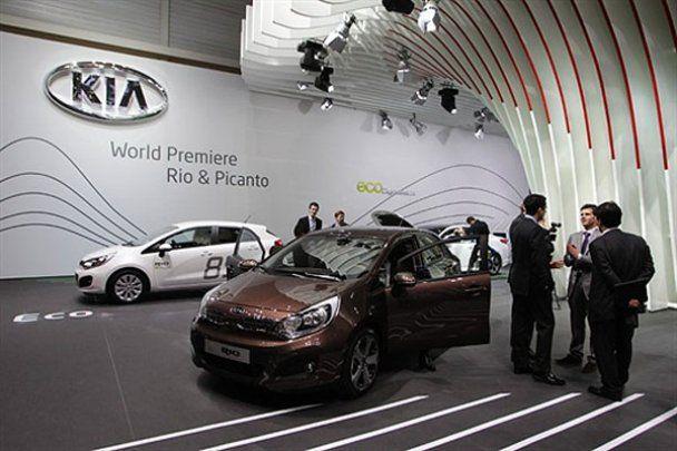 81-й Международный автосалон в Женеве