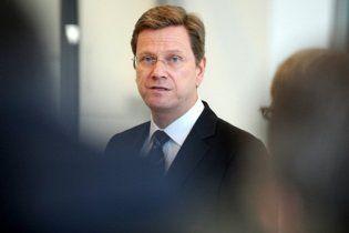 В Киев приехал вице-канцлер Германии