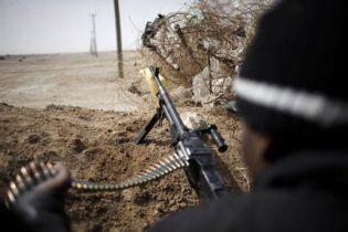 Ливийские повстанцы обвинили Каддафи в нарушении перемирия