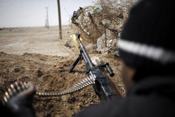 Повстанцы захватили главный нефтяной порт в Ливии