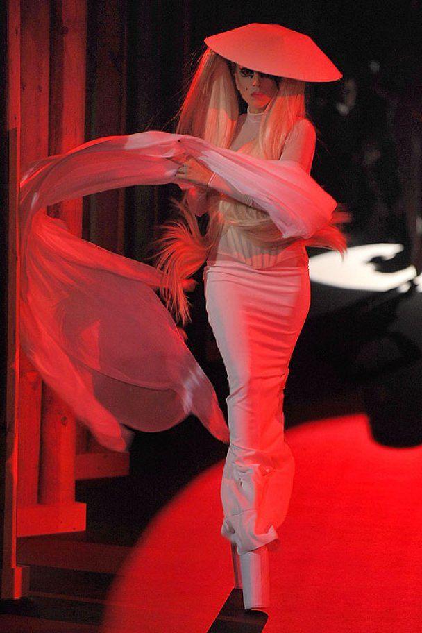 Lady GaGa задумала джазовый альбом