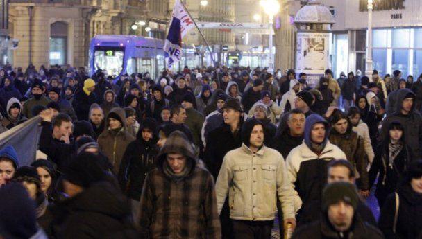 Хвиля арабських революцій охопила Європу: Хорватія вимагає відставки уряду