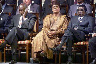 Каддафи: мир станет свидетелем страшной войны между мусульманами и христианами
