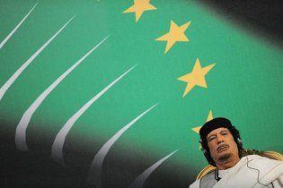 Каддафі обіцяє збивати цивільні лайнери у відповідь на можливу інтервенцію