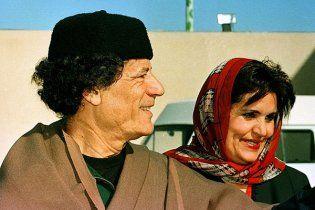 Каддафі і його сім'я не збираються залишати Лівію