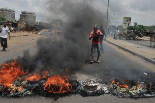 Українські миротворці у Кот-д'Івуарі вперше застосували зброю