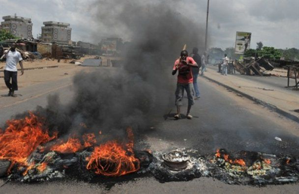 ООН оголосила про початок війни в Кот-д'Івуарі