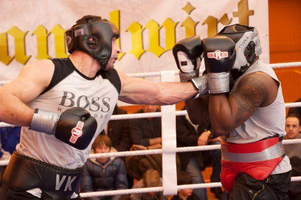 Віталій Кличко: Соліс - мій найсильніший суперник