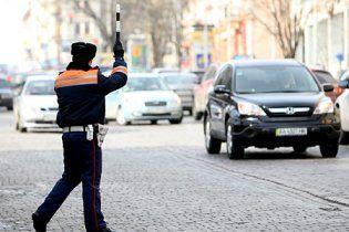 Українські даїшники їздитимуть на роботу на маршрутках