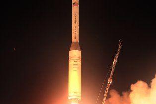 Ракета NASA через кілька хвилин після запуску впала в Тихий океан