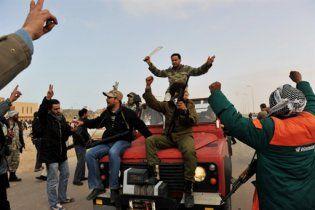 Евросоюз признал ливийскую оппозицию законной властью в стране