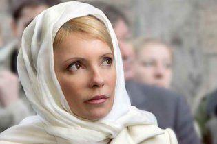 В Пасхальную ночь Тимошенко посетила церкви разных конфессий