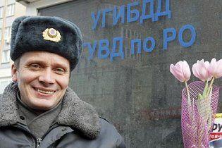 Російська поліція не вводитиме непристойні абревіатури