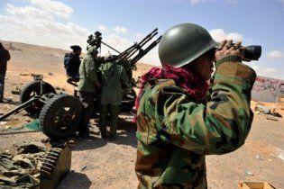 НАТО оголосило про готовність бомбити Лівію