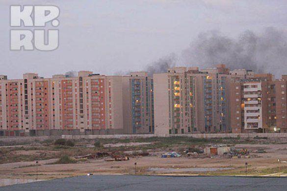 Показові підпали, Бенгазі