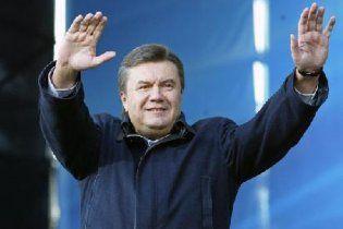 Янукович сформирует элиту нации и отправит учиться в Гарвард