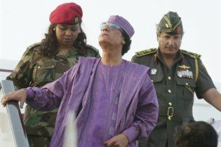 Каддафи готовят убежище на территории Чада