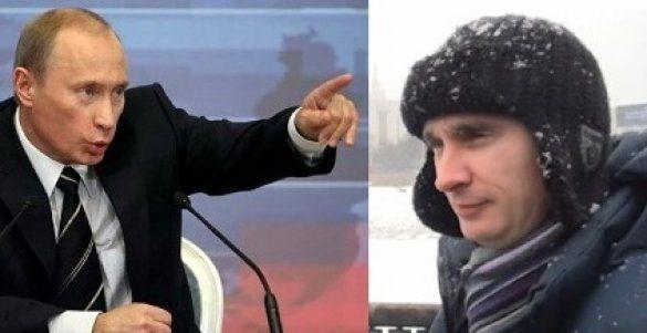 Влад Манков, Володимир Путін